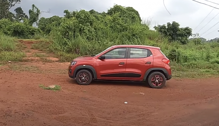 Here's A Renault Kwid Hybrid That Can Deliver 48 KMPL And 150 KM Range