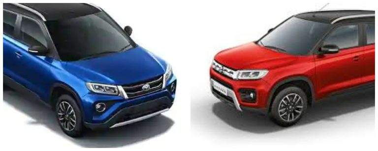 Toyota Urban Cruiser Vs Maruti Vitara Brezza – Top 3 Differences