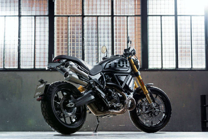 BS6 Ducati Scrambler 1100 Pro Launched in India – Price and Details!