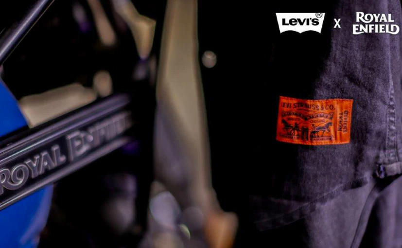Royal Enfield has launched a new range of lifestyle apparel in collaboration with Levi's.