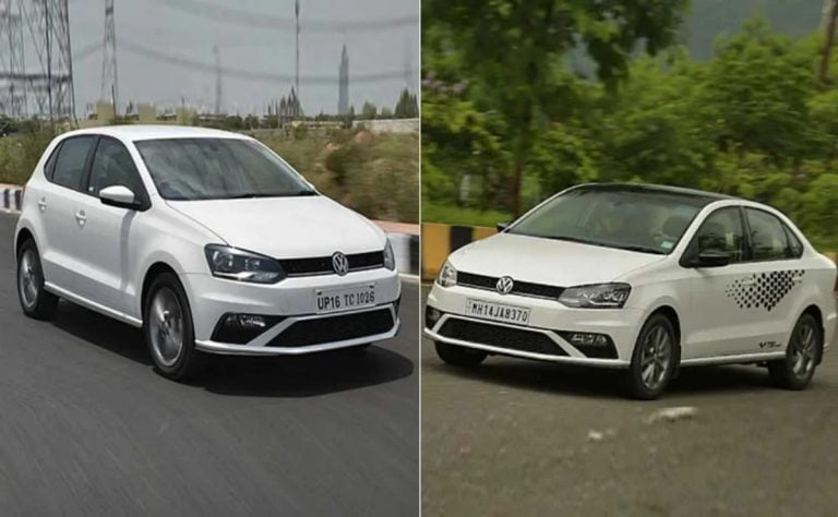 Volkswagen Polo and Vento Automatic Price Revised!