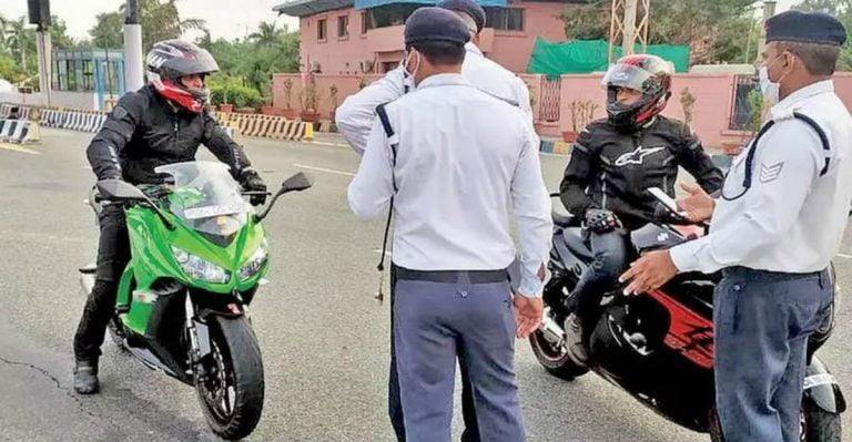Superbikes to be Banned on NCR Expressways – Here's Why!
