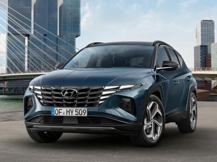 India-Bound 2021 Hyundai Tucson Finally Breaks Cover!