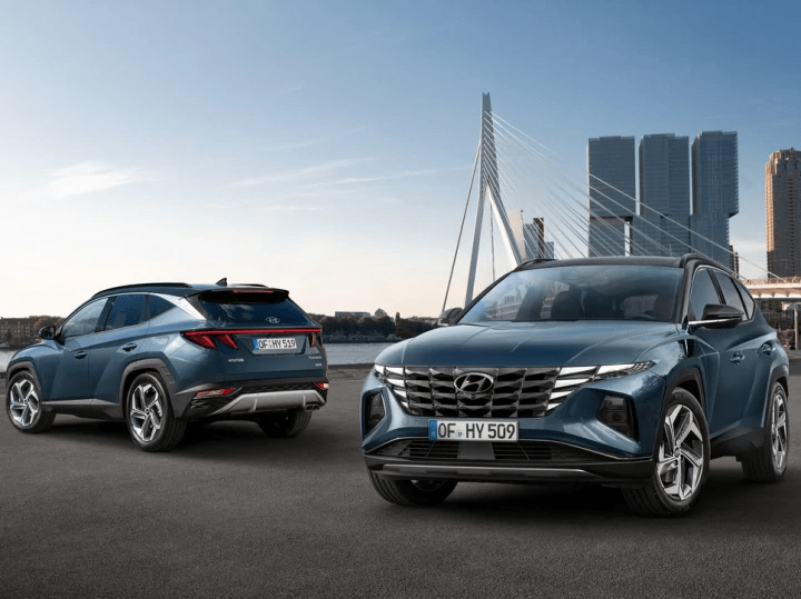 The new Hyundai Tucson is expected to reach India only in 2022