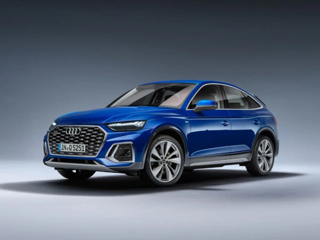 Audi has unveiled the new Q5 Sportback internationally.
