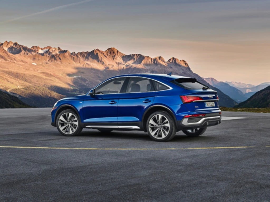 This, in our opinion, is the best looking variant in the Q5 range.