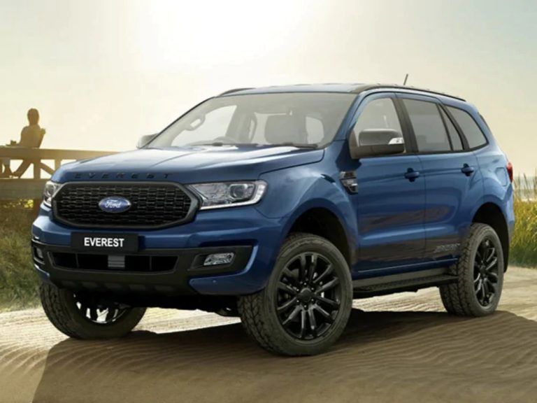 Is Ford Bringing the Endeavor Sport Variant to India?