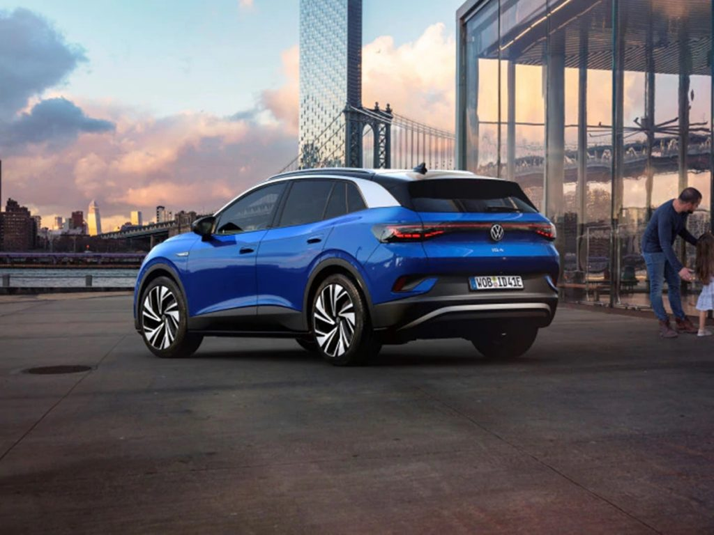We could look at a market launch of the Volkswagen ID.4 in India sometime in 2022.