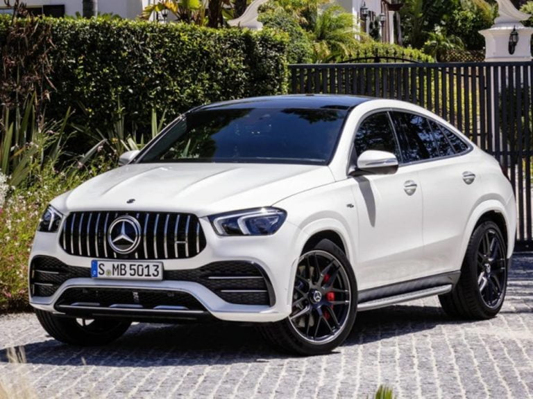 Mercedes-AMG GLE 53 Coupe Launched in India – Price and Details!
