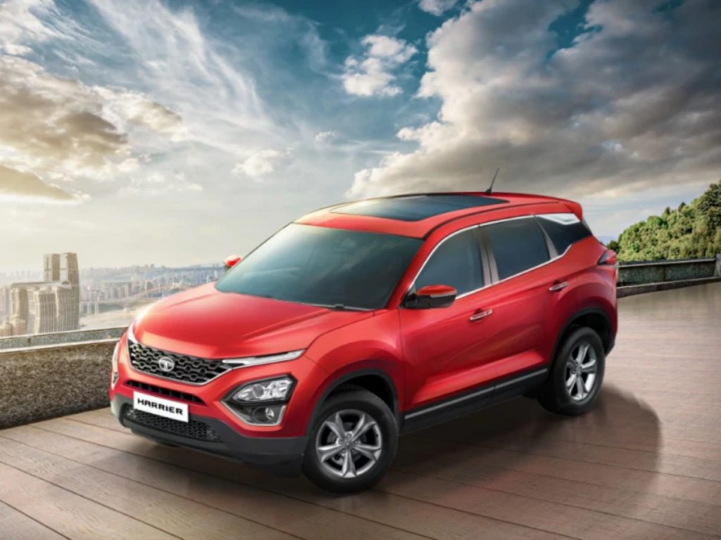 Tata Harrier XT+