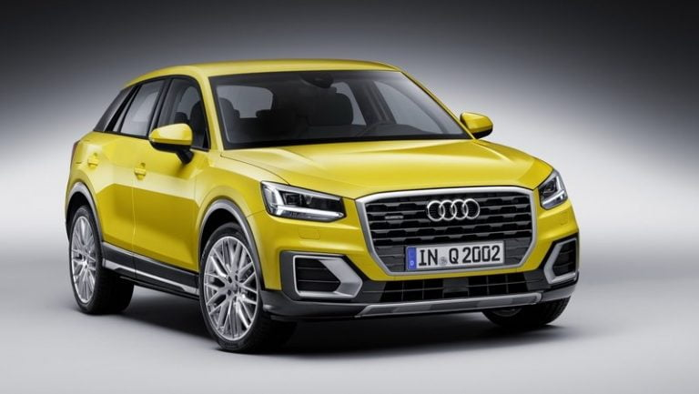 5 Unique Things You Need To Know About The Upcoming Audi Q2