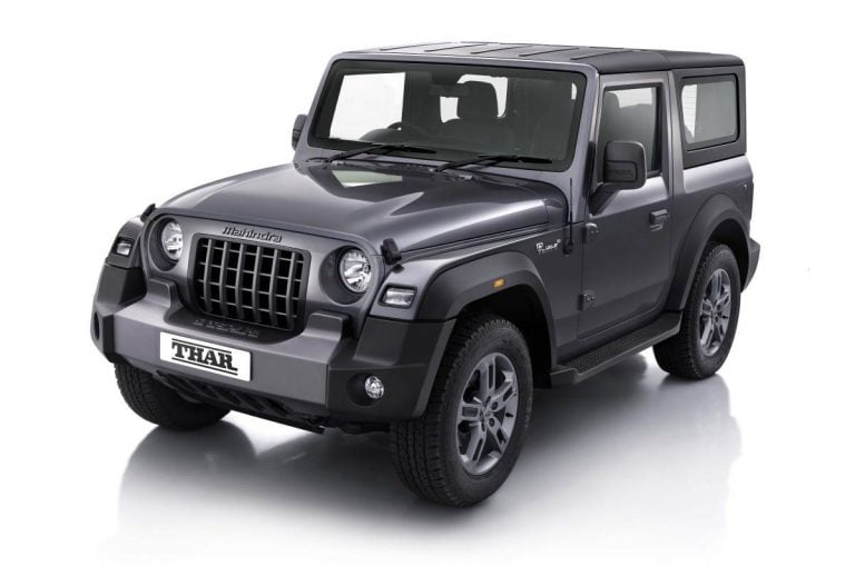 New Mahindra Thar Going Mainstream With Over 18,000 Bookings Already!