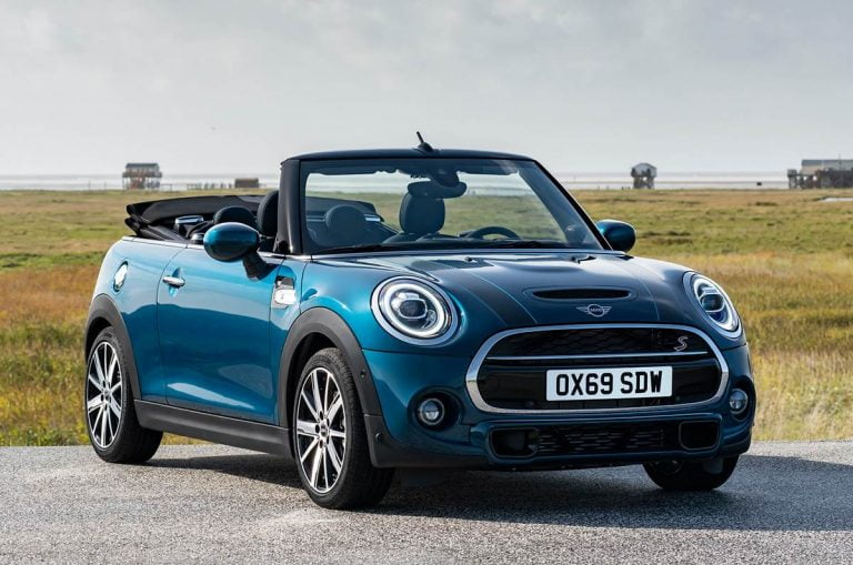 Mini Convertible Sidewalk Edition Launched in India; Limited to Just 15 Units!