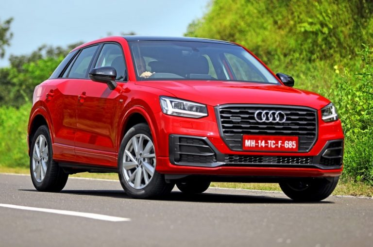 Most Affordable Audi Q2 SUV Not So Affordable Afterall!