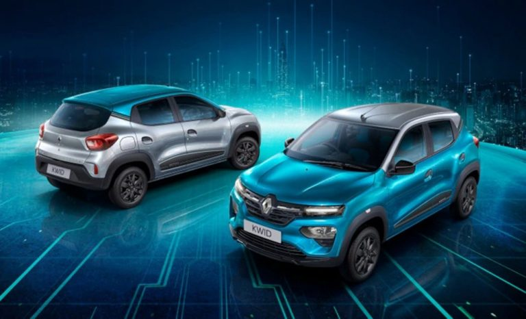 First-in-Segment Dual Tone Renault Kwid Neotech Launched – Price and Details!