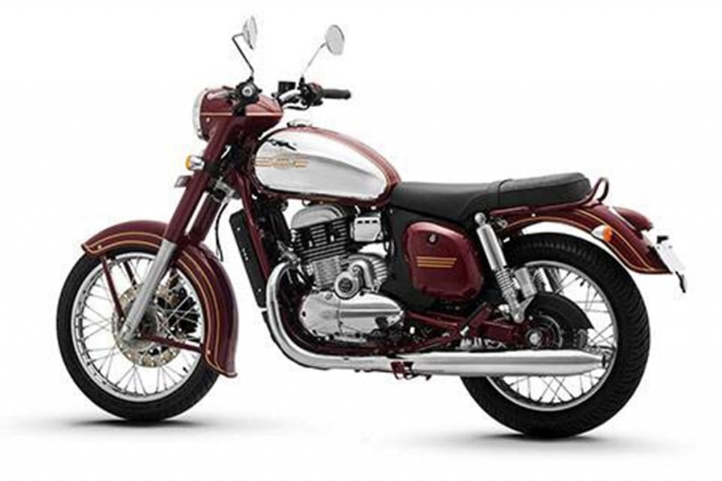 It is only the Jawa Classic that gives the Honda H'ness CB350 a run for its money, on paper at least.