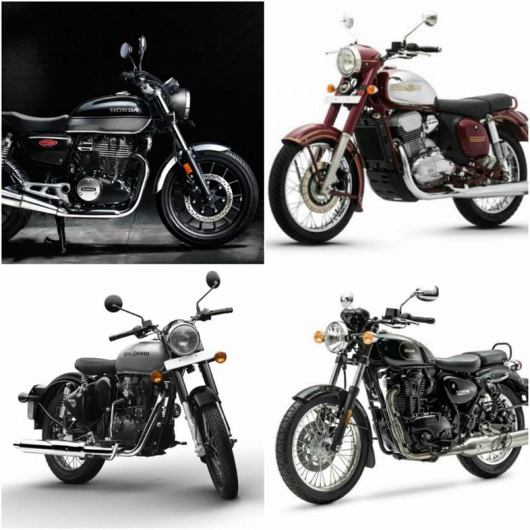 Honda H'ness CB350 Price and Specifications vs Rivals!