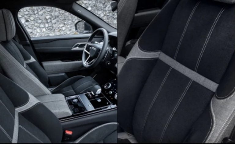 Next-Gen Jaguar Land Rover Interiors to be Made from Recycled Plastic!