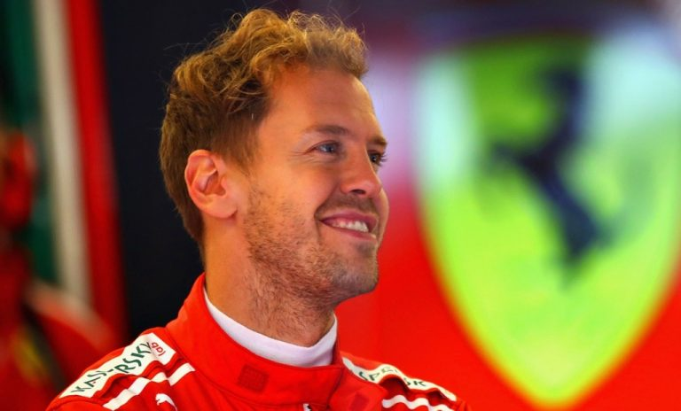 Autonomous Cars Just Round The Corner, says Sebastian Vettel!