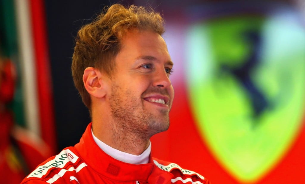 Four-time F1 World Champion and Ferrari driver, Sebastian Vettel, thinks autonomous cars are just round the corner and that its only a matter of time before we are not driving cars anymore.