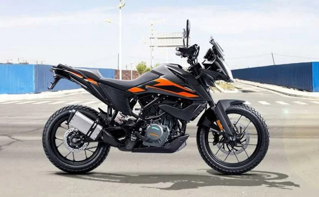 KTM has unofficially started taking bookings for the 250 Adventure; Launch is scheduled for next week.