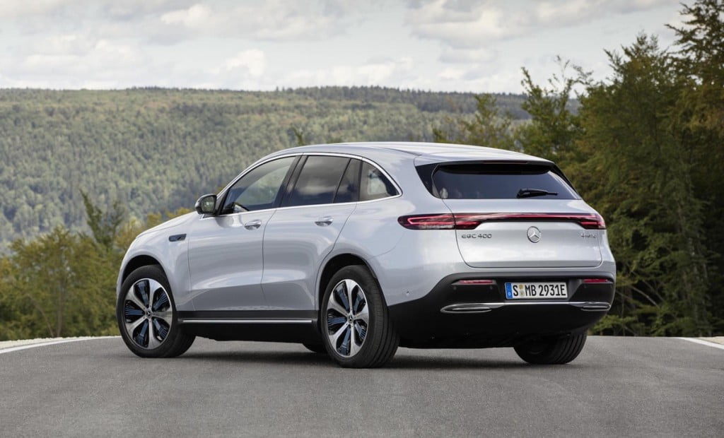 The Mercedes Benz EQC comes to India via the CBU route. It is thus mechanically identical to the global model.