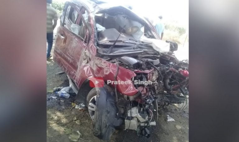 Ford Endeavour Loses Control At 135 Km/Hr And Rolls Over 7 Times – Impact