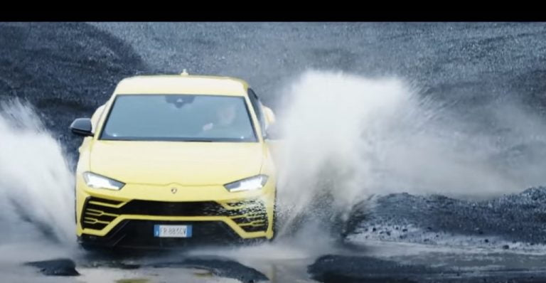 Check Out These Costliest Luxury SUVs Go Off-Roading – Video