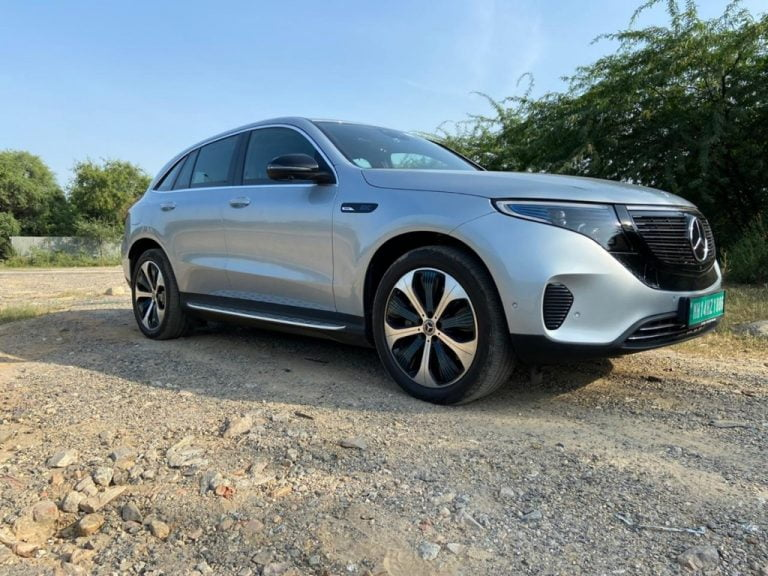 Mercedes-Benz EQC – India's First All-Electric Luxury Vehicle – Launched!