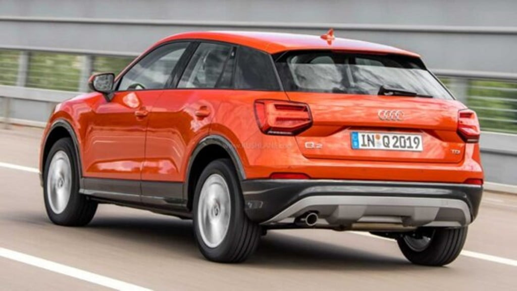 Audi Q2 is actually quite pricy and that's because it comes to India via the CBU route.