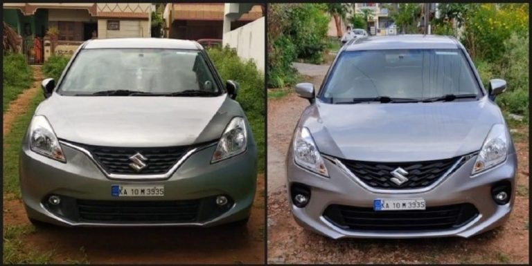 Convert Your Old Maruti Baleno Into A New One In Just Rs 10,000 – Explained