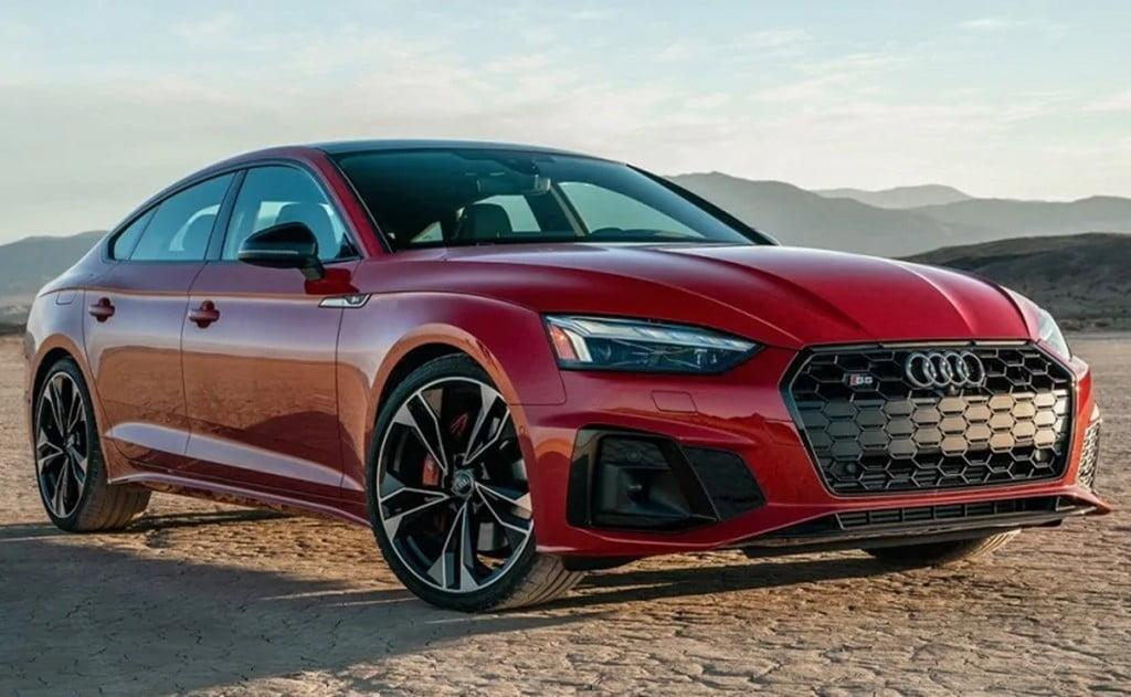 La S5 Sportback sera le premier modèle Audi S à arriver en Inde après les normes BS6.