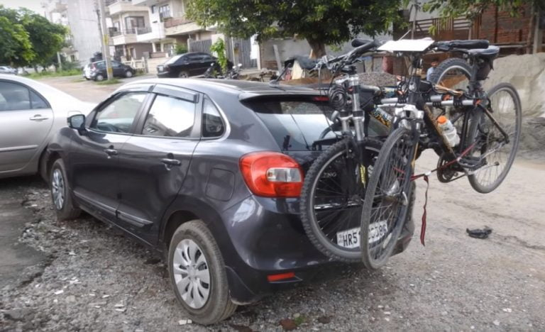 Installing Cycle Carriers On Your Car Will Now Get You Challaned – Complete Details
