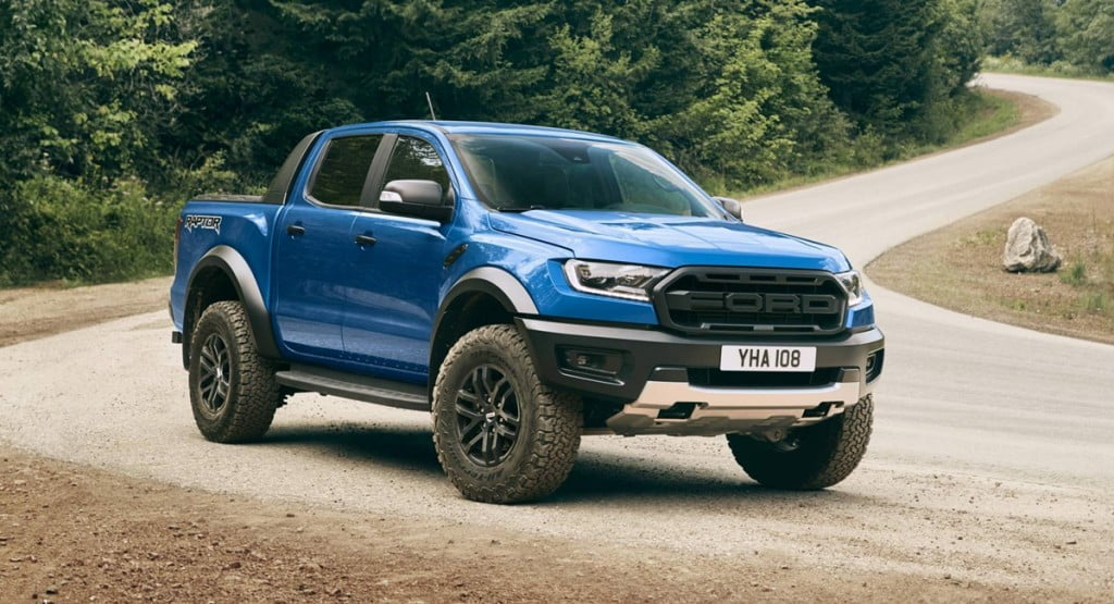 The Ranger Raptor is another very famed off-roader in Ford's lineup and has a huge fan following across the globe.