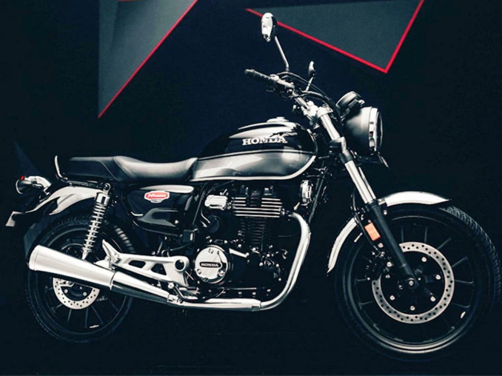 Although Honda hasn't revealed the exact price, they have hinted the starting price will be around Rs 1.9 lakh for the H'ness CB350.