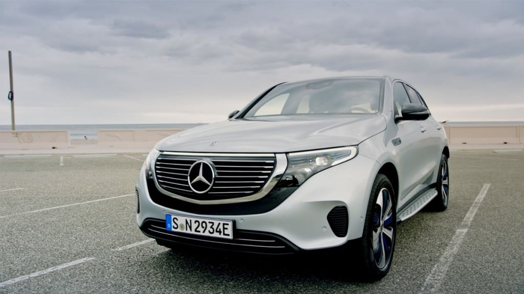The Mercedes-Benz EQC has been launched in India for an introductory price of Rs 99.30 lakh, ex-showroom.