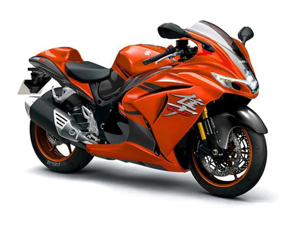 Contrary to previous expectations, the next-gen Suzuki Hayabusa will be an evolution of previous-gen motorcycle.