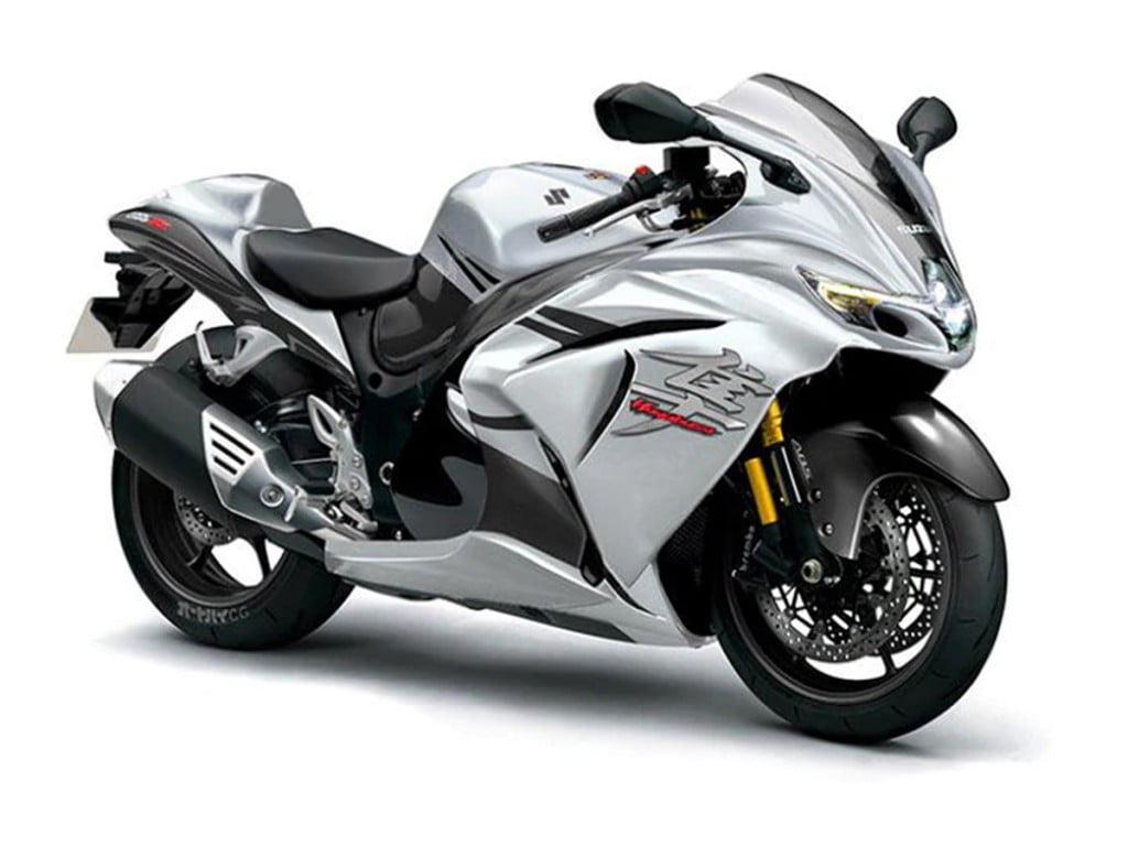 The new Hayabusa will have an evolutionary design with a carried over frame and engine.