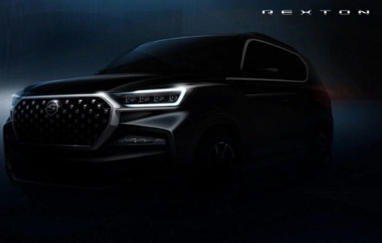 Could This Be The Facelift for the Mahindra Alturas G4 in India?