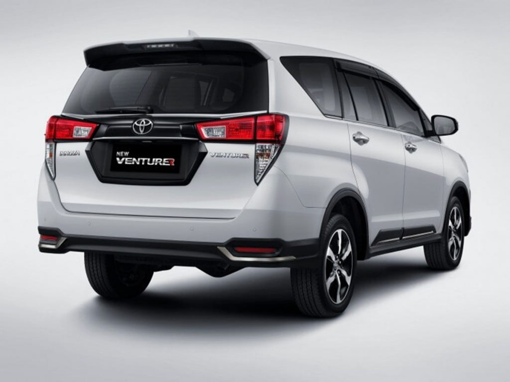 The Innova Crysta however remains mechanically unchanged, even when its coming to India.