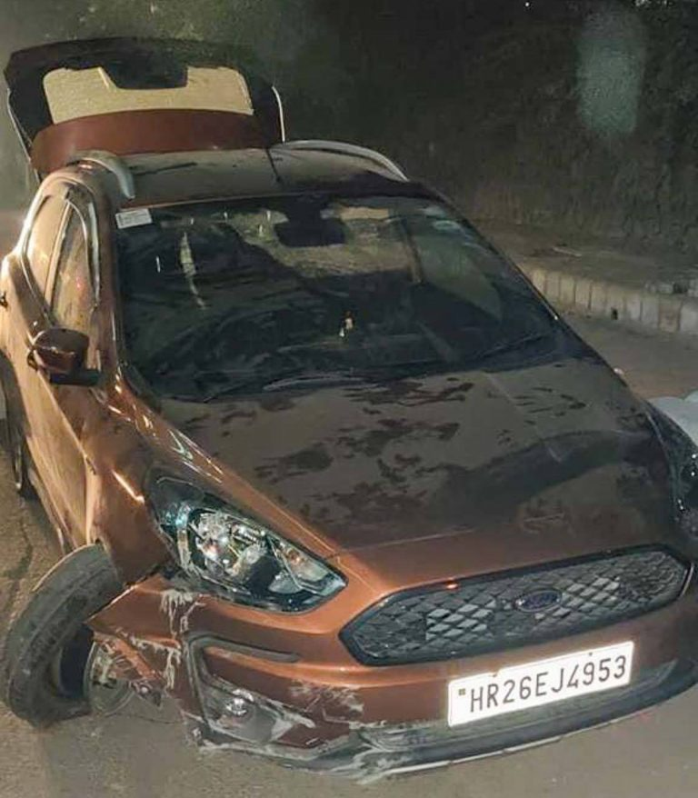 Ford Freestyle Airbags Not Deployed In This High-Intensity Crash – Why?