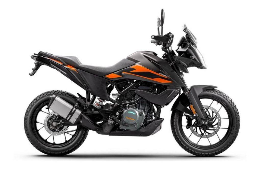 The KTM 250 Adventure is priced at Rs 2.48 lakh, ex-showroom and at this price, it is a whole Rs 50,000 cheaper than the 390 Adventure.