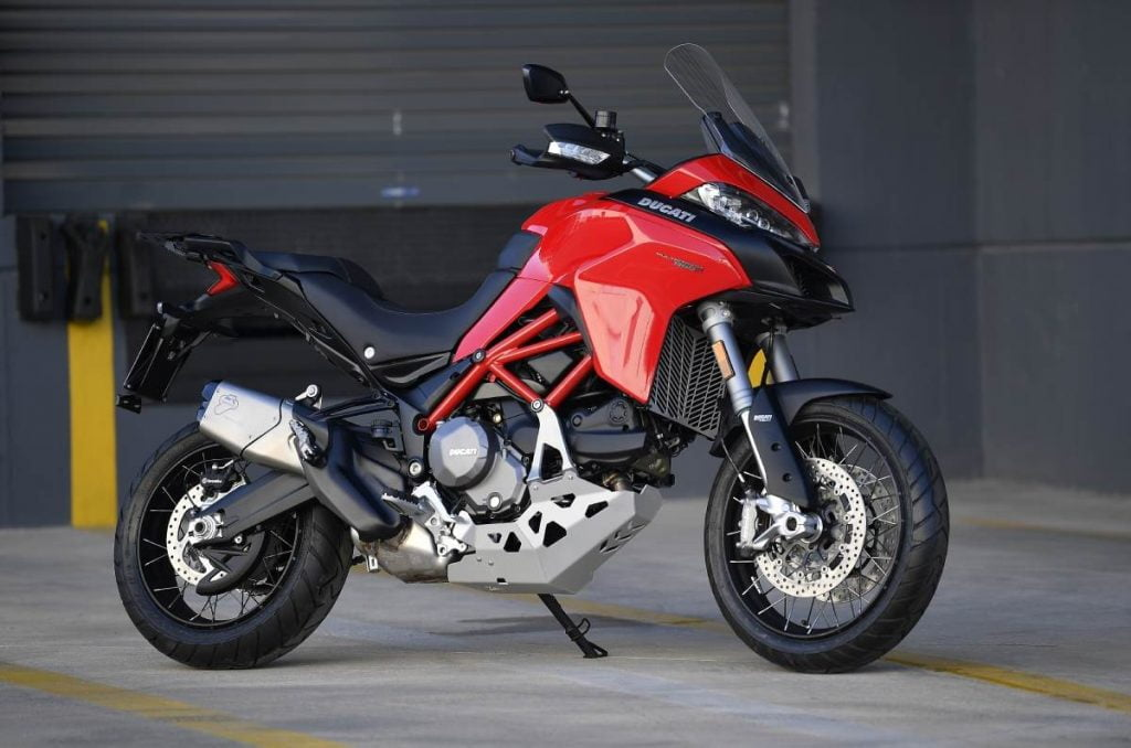 The BS6 Ducati Multistrada 950 S has been launched in India for a price of Rs 15.49 lakh (ex-showroom).