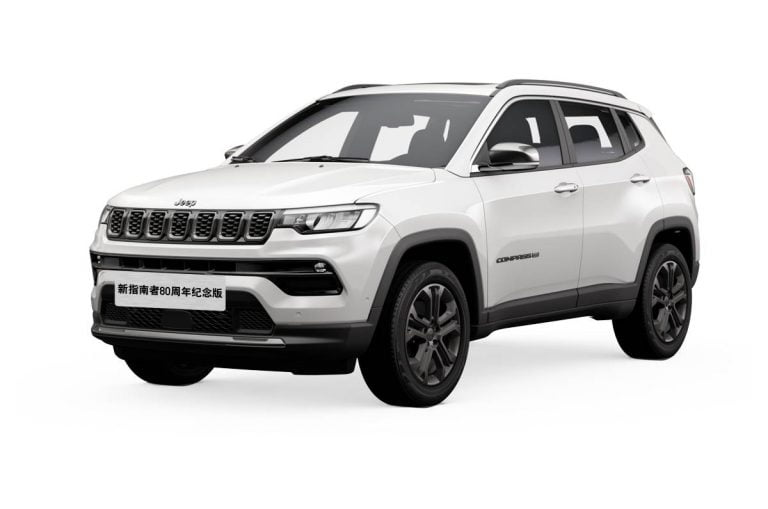 Check Out The Jeep Compass Facelift That's Coming to India in 2021!