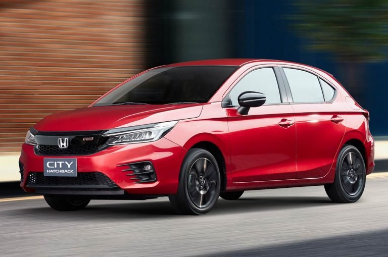 Honda City Hatchback Revealed For Global Market; Is It India Bound?