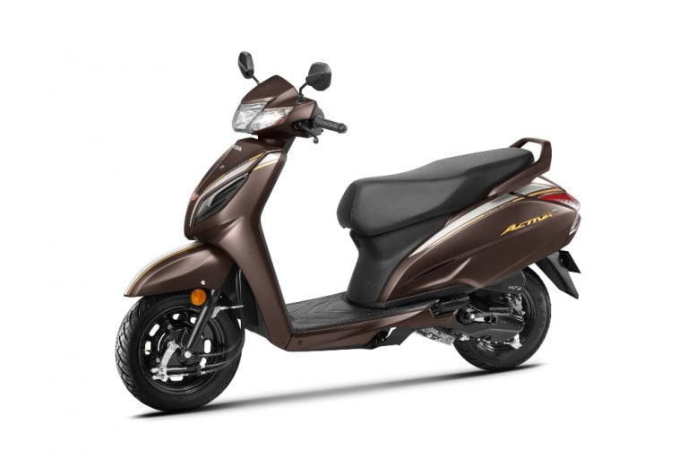 Honda Activa Completes 20 Years In India; Over 2 Crore Units Sold!