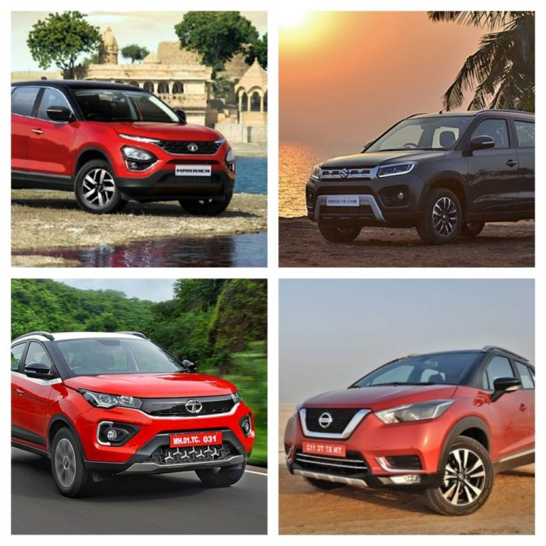 Best Discounts on Compact and Sub-Compact SUVs this Festive Season!