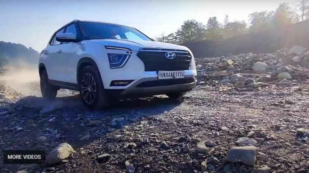 La nouvelle Hyundai Creta peut-elle tout-terrain?  Il s'avère que c'est possible.