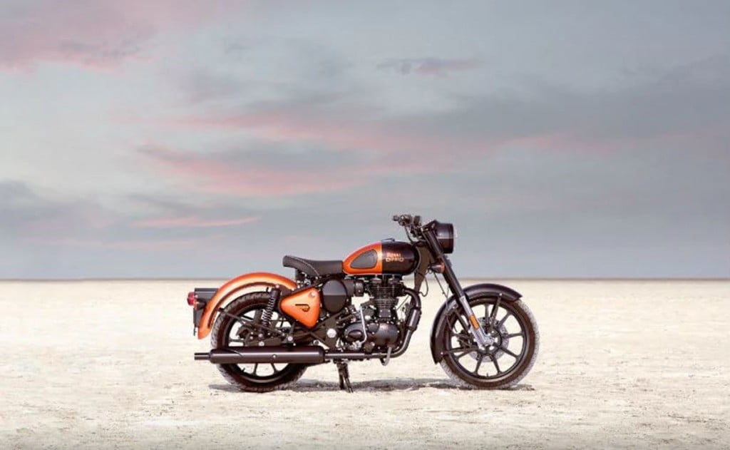 Royal Enfield has launched the Classic 350 with the two new color options, priced at Rs 1.83 lakh (ex-showroom, Delhi).