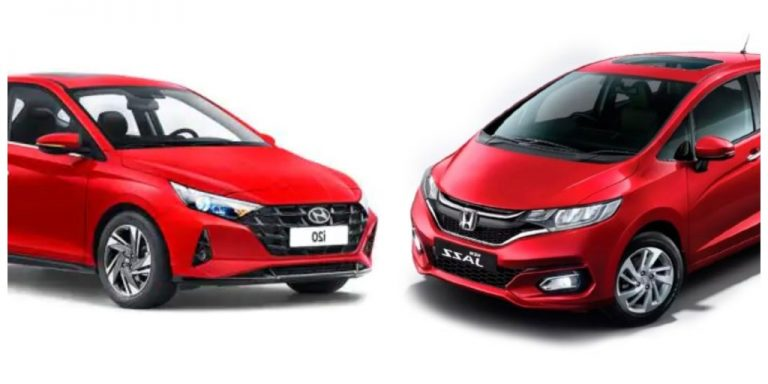 2020 Hyundai i20 Vs 2020 Honda Jazz – Specifications And Price Comparison